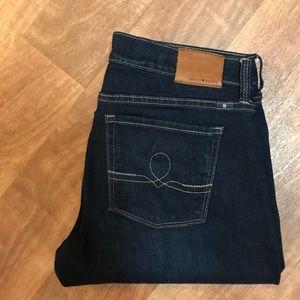 """Lucky Brand """"Sofia Skinny"""" Jeans"""